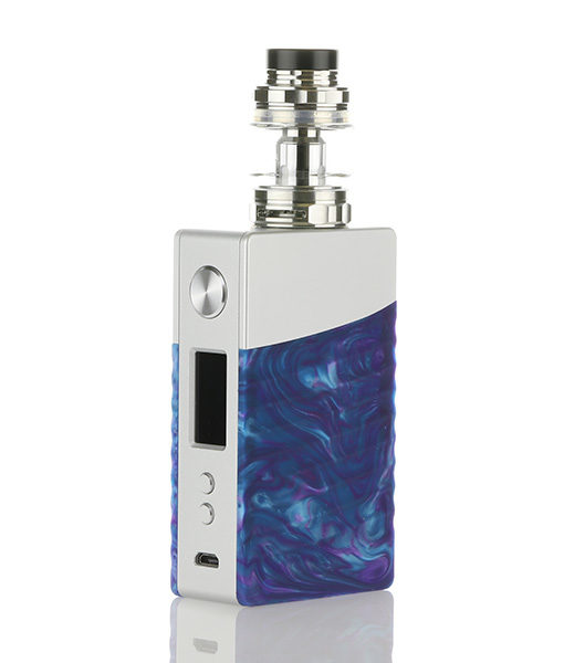 Geekvape Nova Kit Silver Cobalt Resin