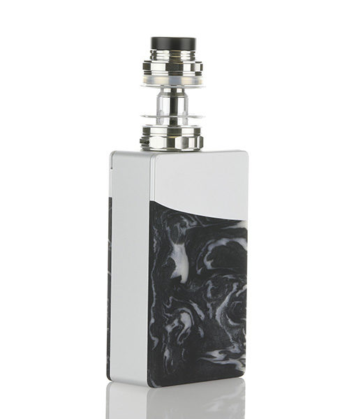 Geekvape Nova Kit Silver Onyx Resin