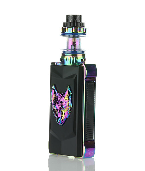 Snowwolf Mfeng Kit Black Rainbow