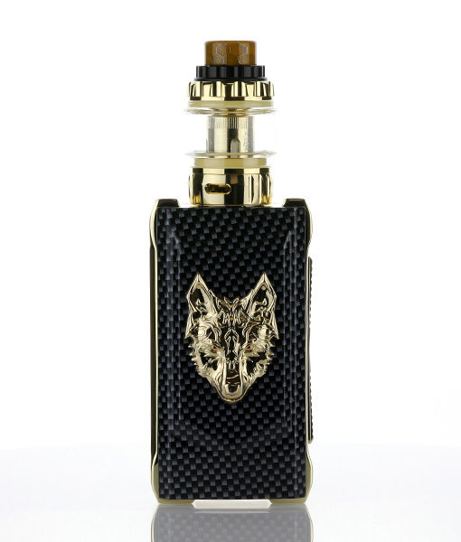 Snowwolf Mfeng Kit Gold Black Carbon Fiber