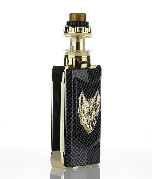 Snowwolf Mfeng Kit Gold Black Carbon Fiber