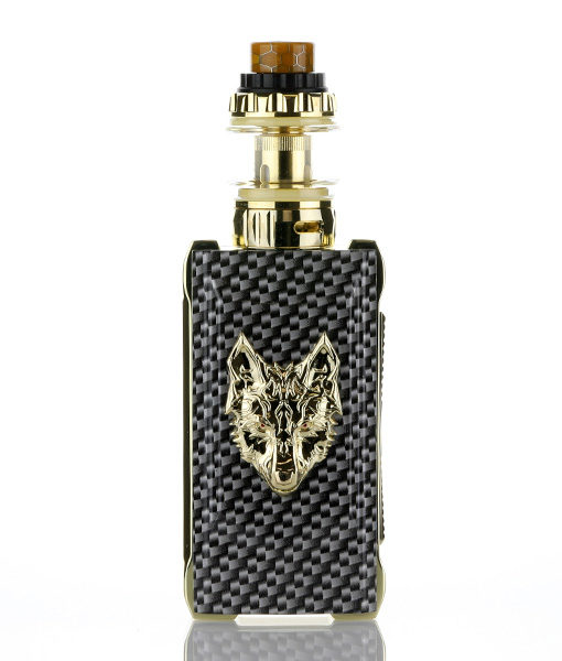 Snowwolf Mfeng Kit Gold Grey Carbon Fiber