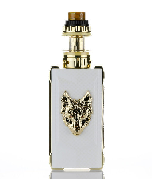 Snowwolf Mfeng Kit Gold White Carbon Fiber