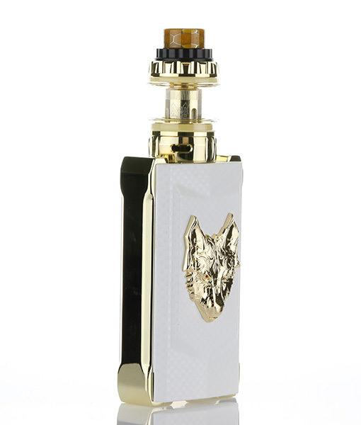 Snowwolf Mfeng Kit Gold White Carbon Fiber