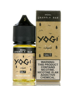 Yogi Original Granola Bar 30ml Nic Salt E-liquid