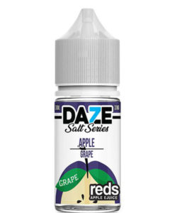 7 Daze Salt Series Reds Apple Grape