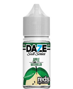 7 Daze Salt Series Reds Apple Watermelon
