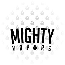 mighty vapors logo