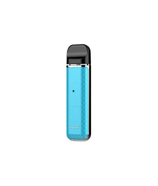 SMOK Novo Kit Prism Chrome and Royal Blue Cobra