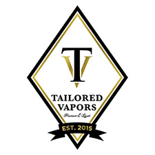 tailored vapors logo