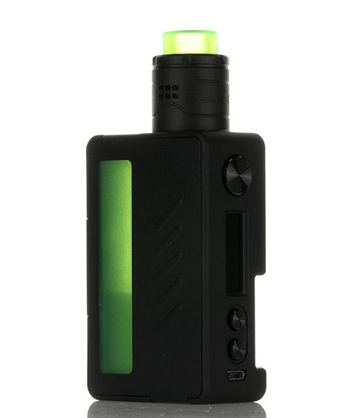 Vandy Vape Pulse X BF Kit with Squonk Refilling Bottle Frosted Green