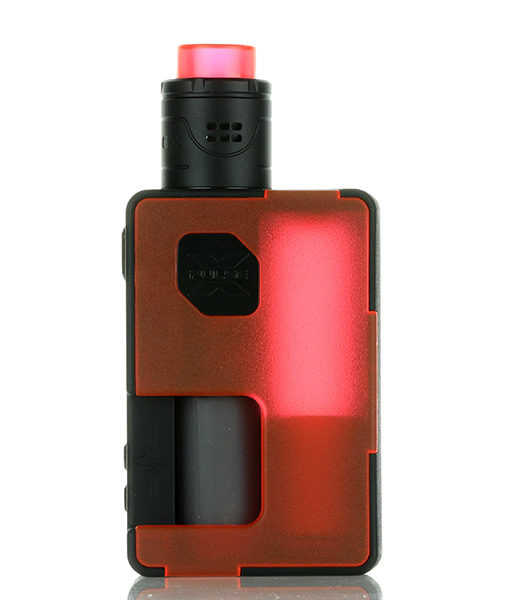 Vandy Vape Pulse X BF Kit with Squonk Refilling Bottle Frosted Red