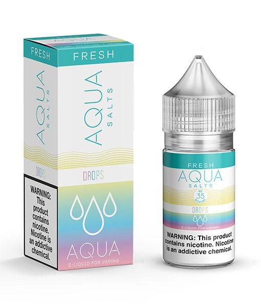 Aqua Salts Fresh Drops 30ml