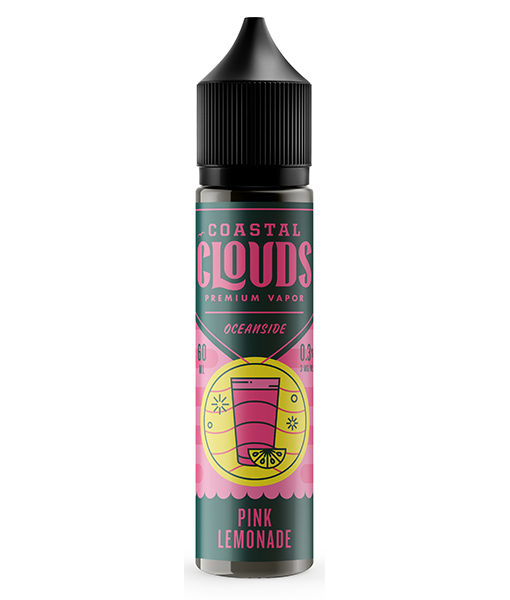 Coastal Clouds Pink Lemonade 60ml