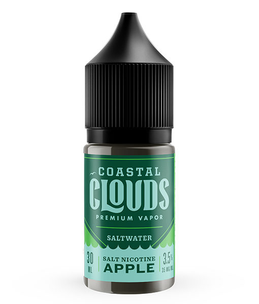 Coastal Clouds Saltwater Apple 30ml