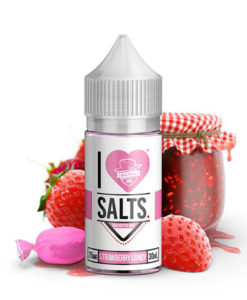 Mad Hatter I Love Salts Strawberry Candy 30ml
