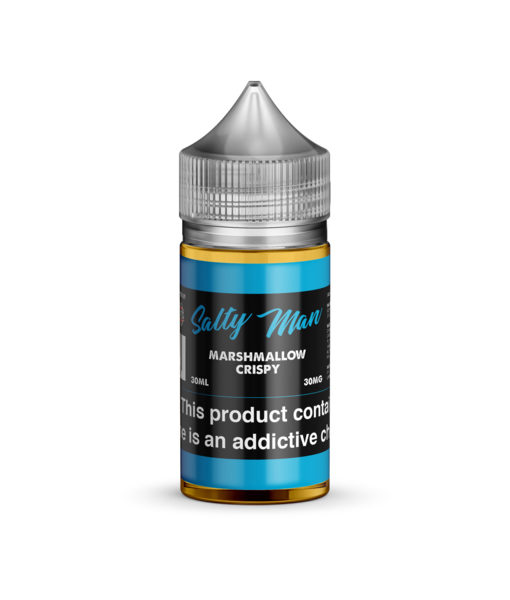 Salty Man Marshmallow Crispy 30ml