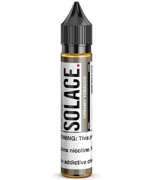 Solace Salts Creamy Tobacco 30ml