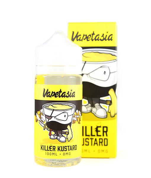 Vapetasia Killer Kustard 100ml