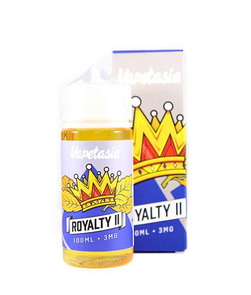 Vapetasia Royalty II 100ml