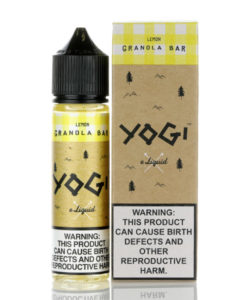 Yogi Lemon Granola Bar 60ml