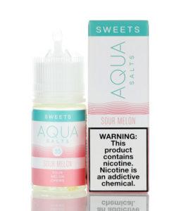 Aqua Salts Sour Melon 30ml