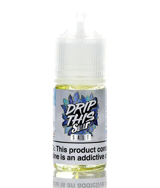Drip This Sour Blue Raspberry Salt 30ml