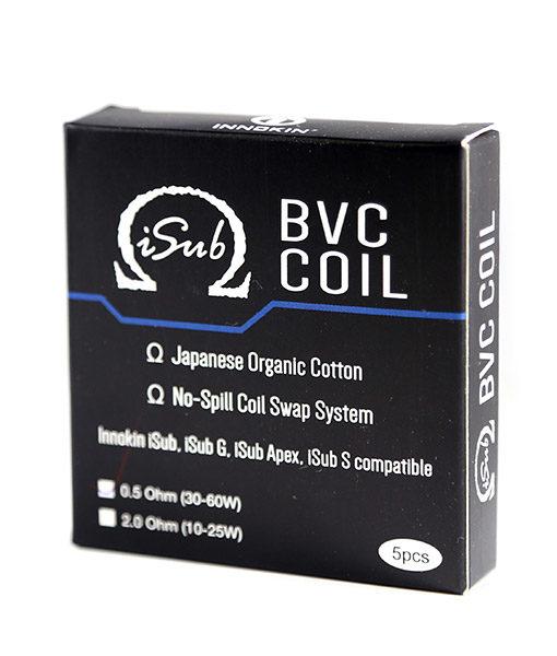 Innokin iSub Coils 5-Pack