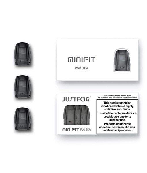 Justfog Minifit Pods 3-Pack