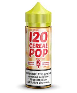 Mad Hatter 120 Cereal Pop 120ml