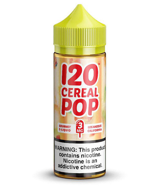Mad Hatter 120 Cereal Pop 120ml