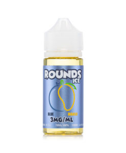 Rounds Ice Blue Mango 100ml