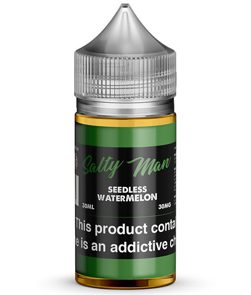 Salty Man Seedless Watermelon 30ml
