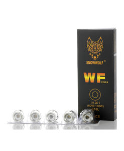 Snowwolf Wolf Tank WF Coil 5-Pack