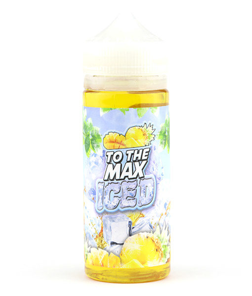 To The Max Iced Pineapple Mango 120ml