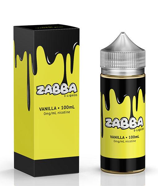 Zabba Vanilla 100ml