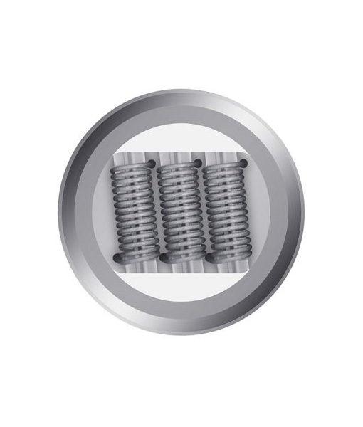 DazzVape Melter Triple Titanium Quartz Coil