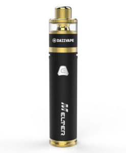 DazzVape Melter Wax Kit Black/Gold