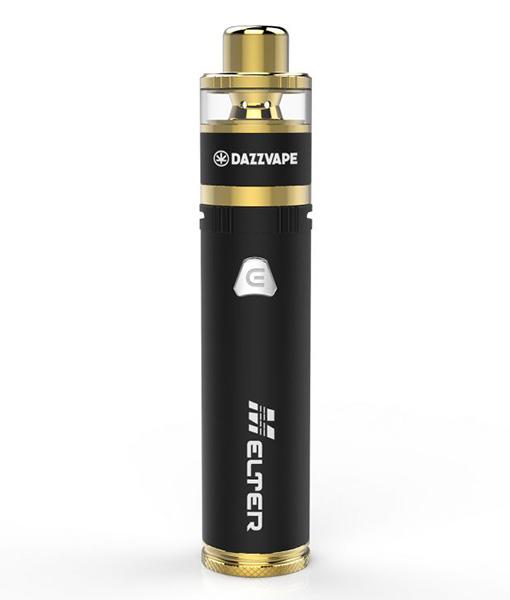 DazzVape Melter Wax Kit Black/Gold