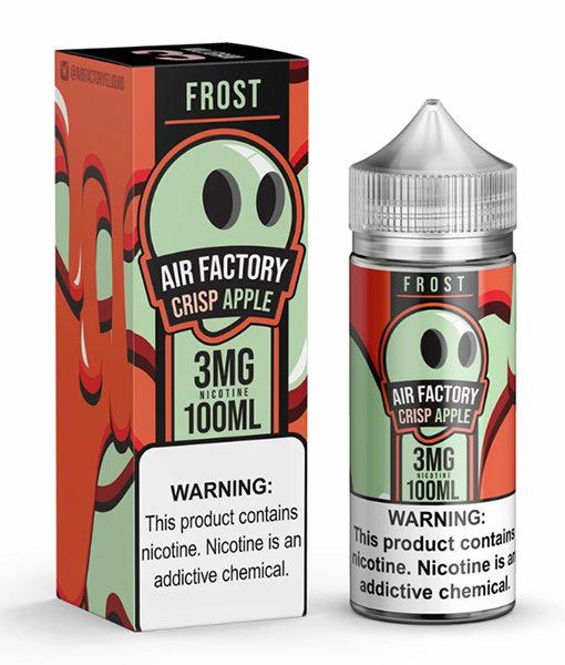 Frost Factory Crisp Apple 100ml