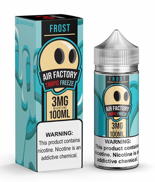 Frost Factory Tropic Freeze 100ml