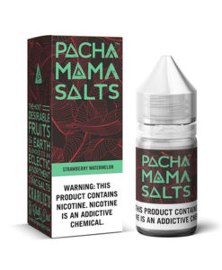 Pachamama Salts Strawberry Watermelon 30ml