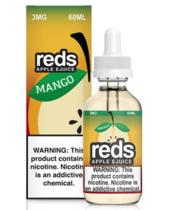 7 Daze Reds Apple Mango 60ml