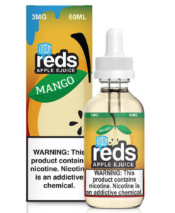 7 Daze Reds Apple Mango Iced 60ml