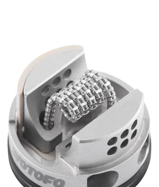 Wotofo Juggernaut Pre-Built Coils - 10 Pieces