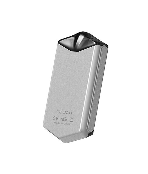 Asvape Touch Pod System Silver
