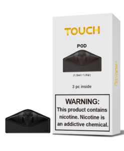 Asvape Touch Pods 3-Pack