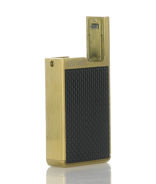Lost Vape Orion Q Pod Mod Gold/Weave
