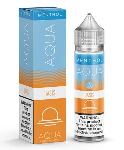 Aqua Menthol Oasis 60ml