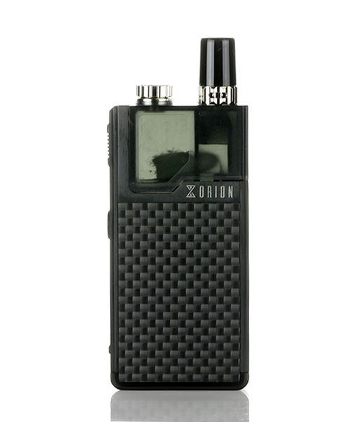 Lost Vape Orion DNA Go Kit Black / Textured Carbon Fiber